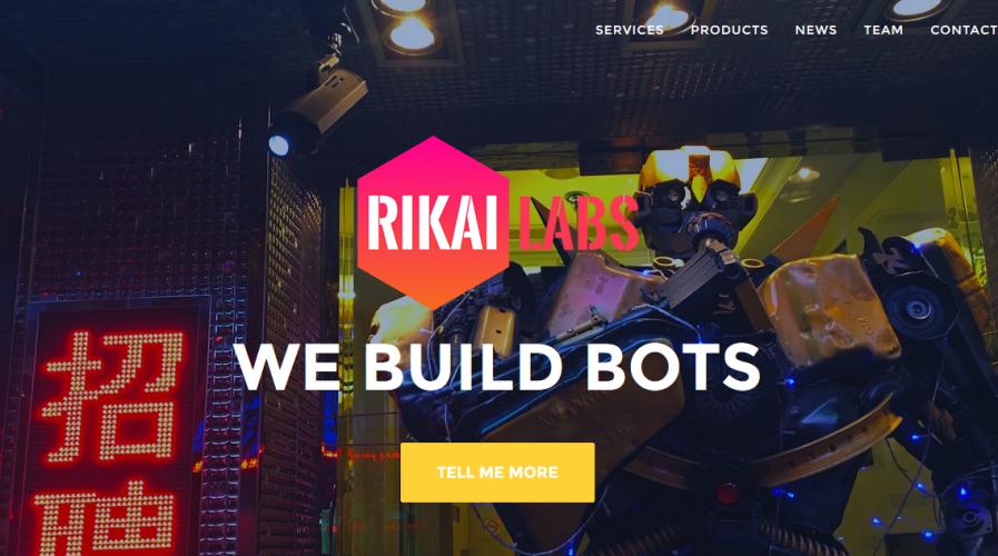 Shanghai start-up Rikai Labs helps teach English using