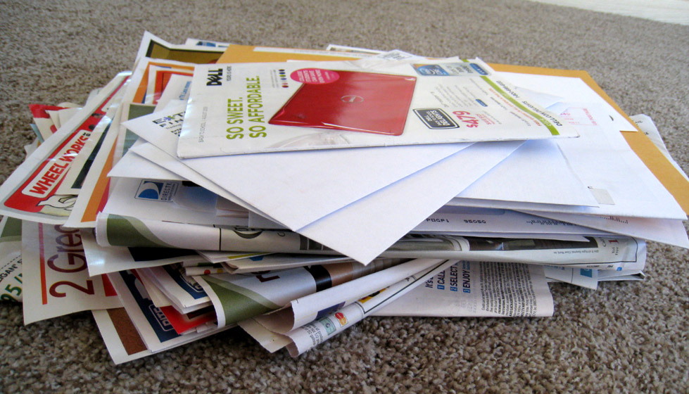 Many marketers resort to old-fashioned direct mail marketing in many countries in Asia. Pic: Wikipedia