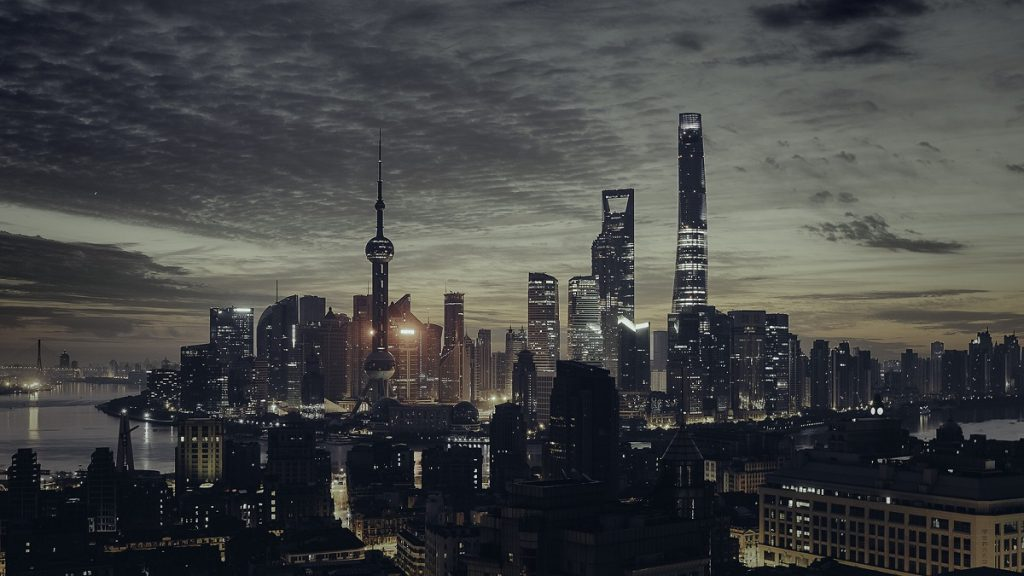 Shanghai was named as a winner in the 2016 Smart City Asia Pacific Awards. Pic: Pexels