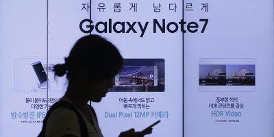samsung galaxy note 7 seoul