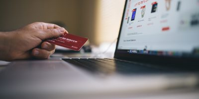 digital online payment credit card