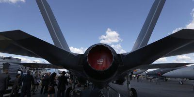 lockheed martin fighter jet f35