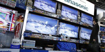 panasonic televisions electronics
