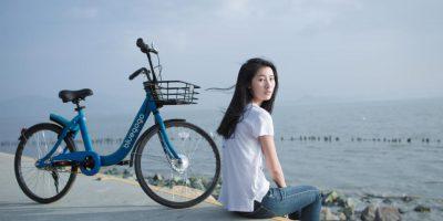 bluegogo bike sharing china