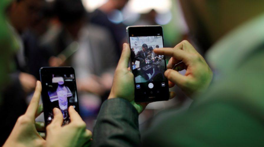 huawei, smartphone, china