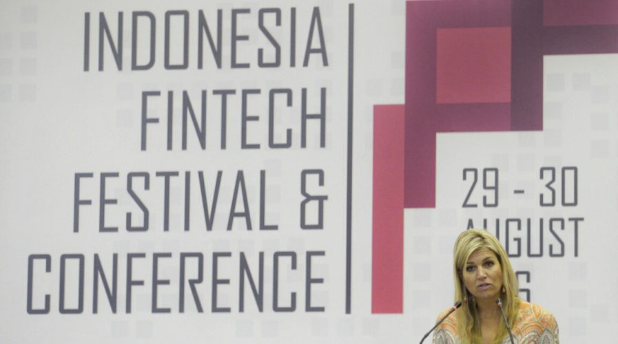 fintech, Indonesia