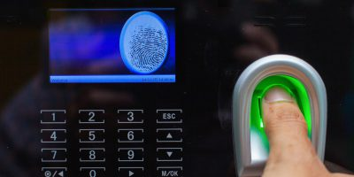 biometric, fingerprint, password, fintech