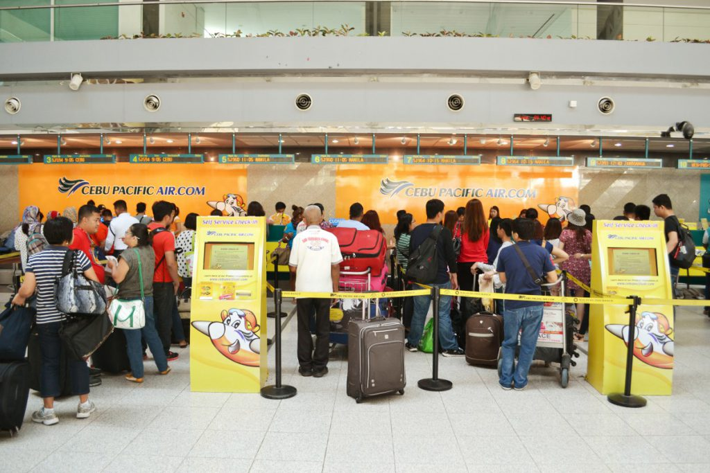Cebu Pacific, airline, airport