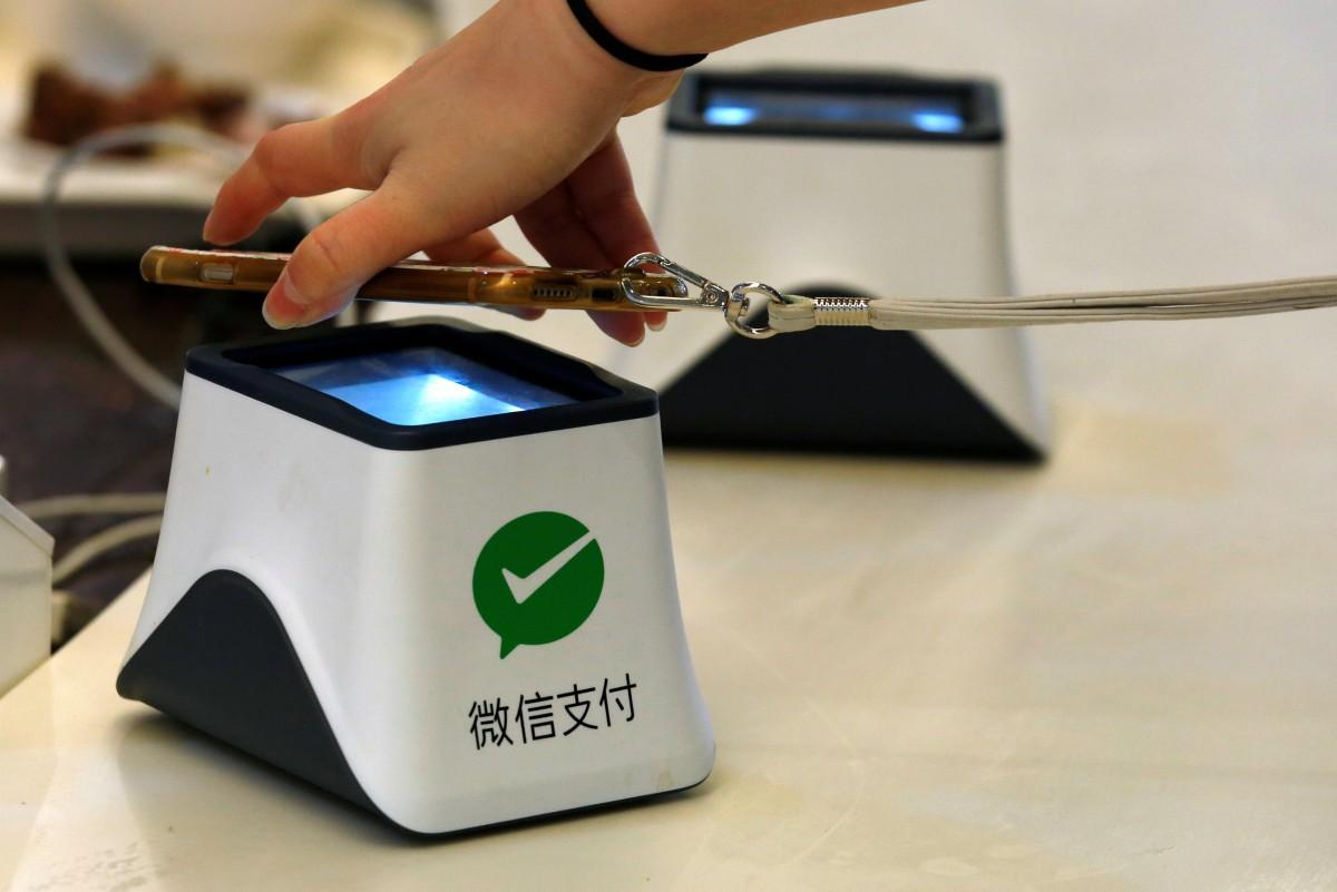 Tencent, WeChat, apps
