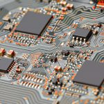 semiconductor, motherboard, chip