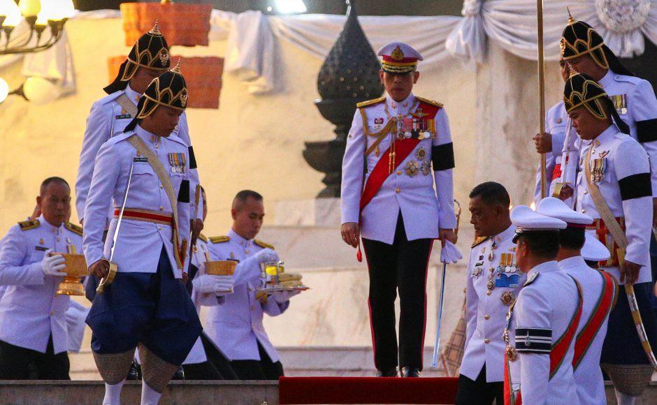 thailand king maha vajiralongkorn