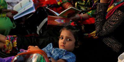 girl, India