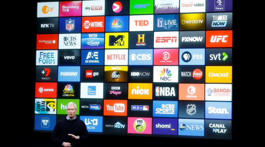 apple tv tim cook ceo