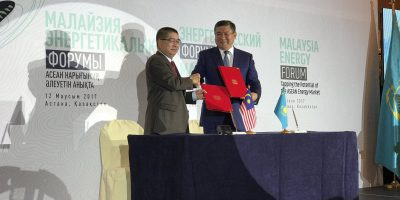 malaysia kazhakstan green technology agreement