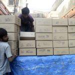India, logistics