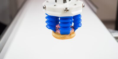 Soft Robotics Inc. gripper