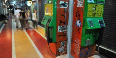Payphones in Thailand