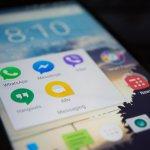 WhatsApp Telegram Hangouts Viber Chatbots