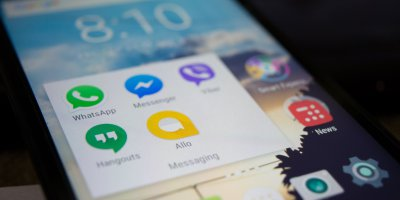 WhatsApp Telegram Hangouts Viber Chatbots