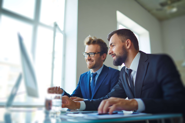 business development professionals working - HD1500×1000