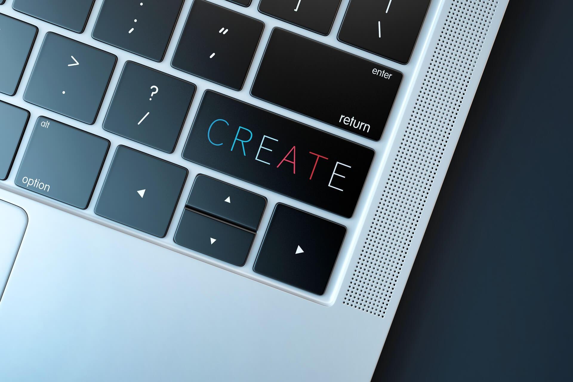 computer create