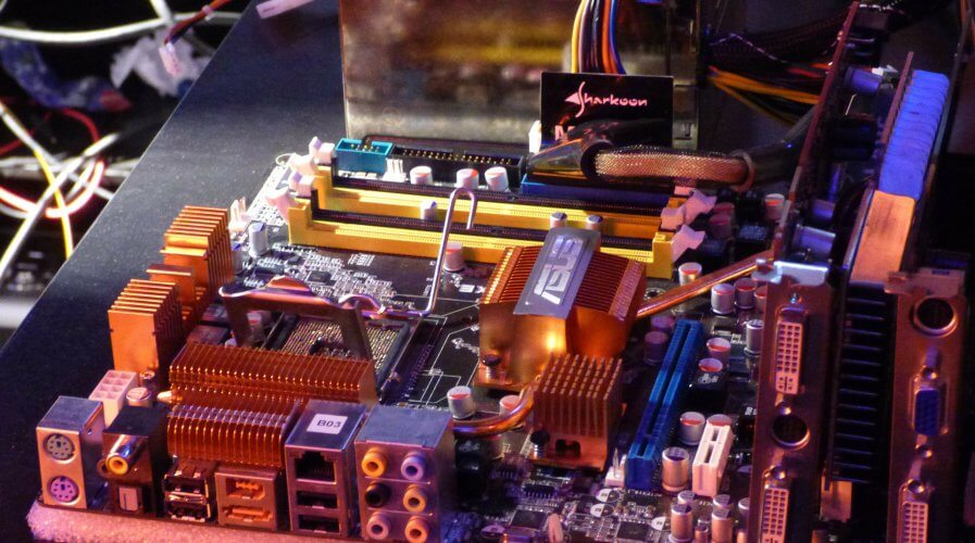 motherboard chip