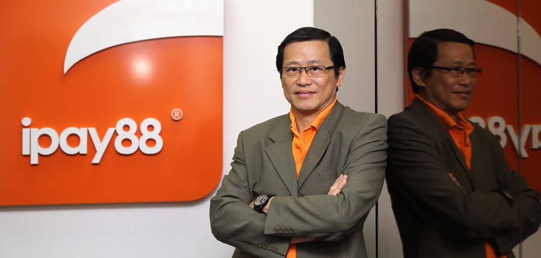 Lim Kok Hing, Executive Director of iPay88.
