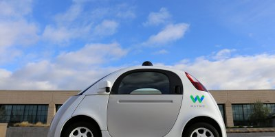 Waymo's fully self-driving vehicle