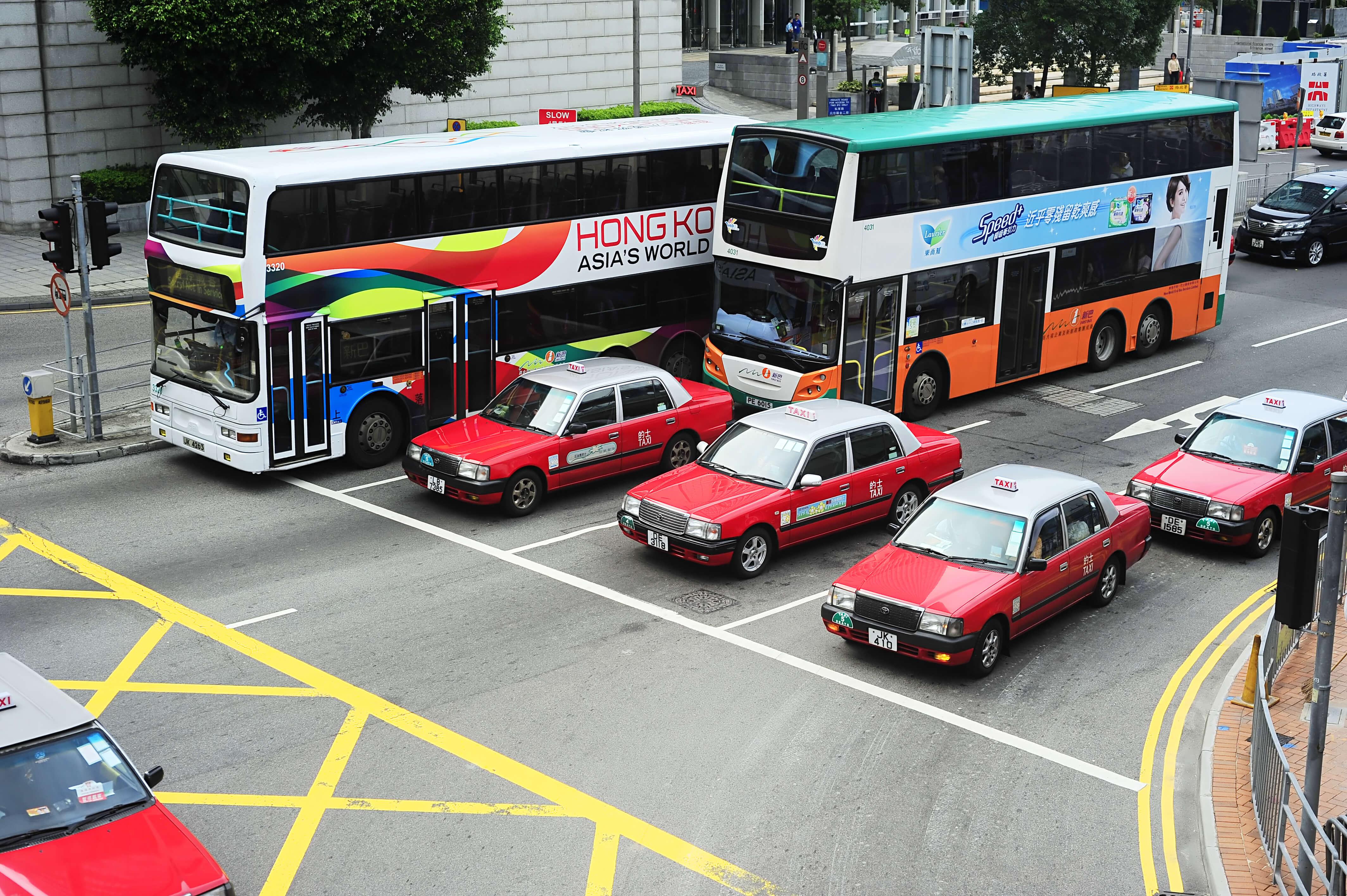 Cabs Hong Kong