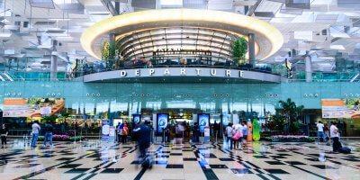 Departure Singapore