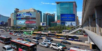 traffic in zhongguancun