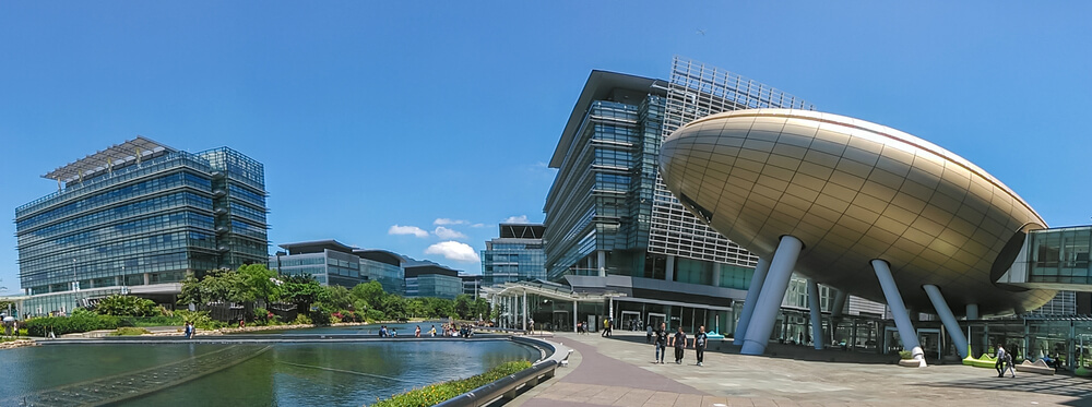 Hong Kong science and technology park