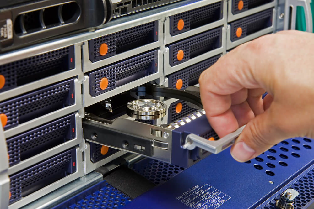With more data, the demand for storage is only going to rise.