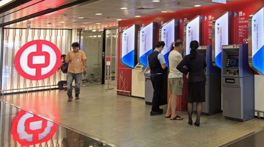 fintech funding China Hong Kong