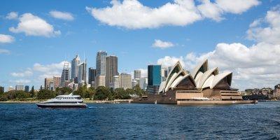 australia sydney skyline