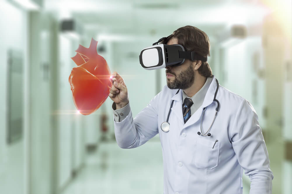 There's a lot that VR can do for medical students and practitioners.