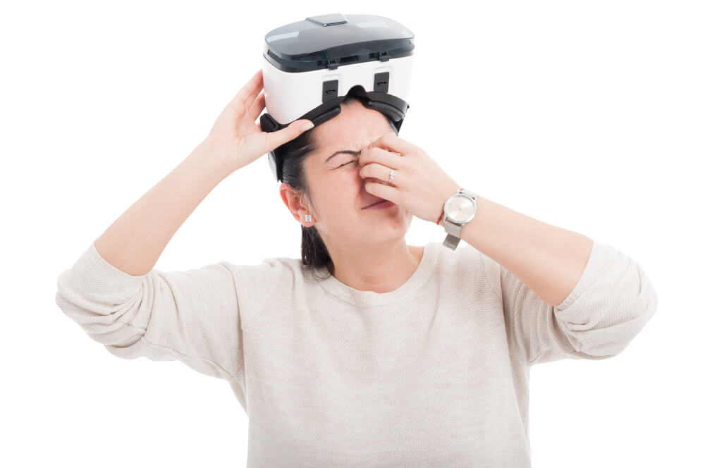 Are VR headsets becoming painful?