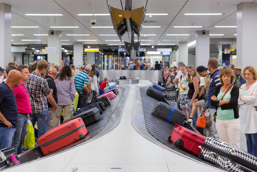 Airports are getting crowded by the day.