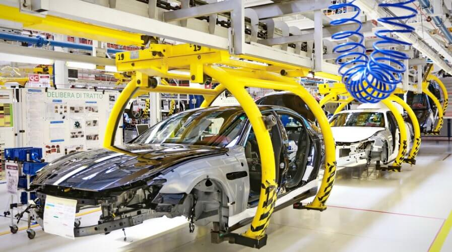 The future of vehicle production is robotic.