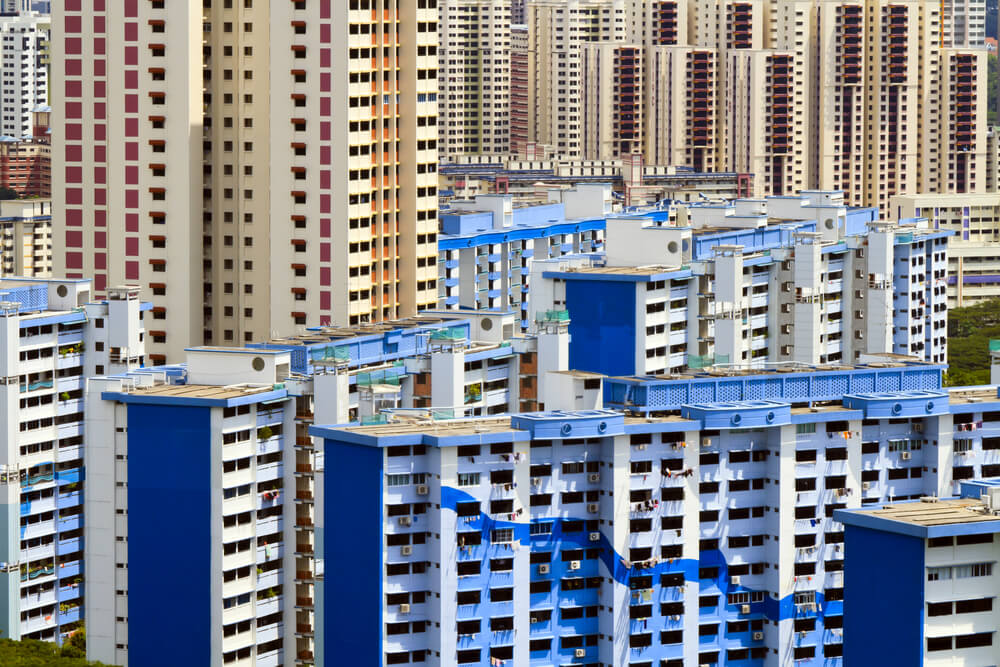 The property market is changing in Asia.
