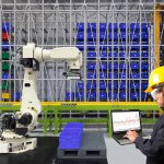 To prepare for the expected monstrous demand from the Single's Day sale this year, Alibaba is deploying China's biggest robot warehouse. Source: Shutterstock.com
