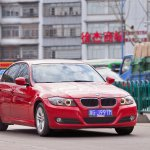 BMW is moving into Chengdu with ride-hailing services. Source: Shutterstock