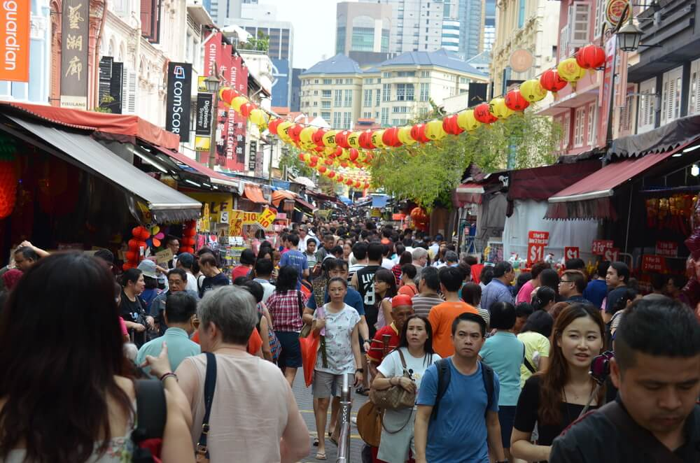 Singapore's elders have no confidence in digital payments. Source: Shutterstock