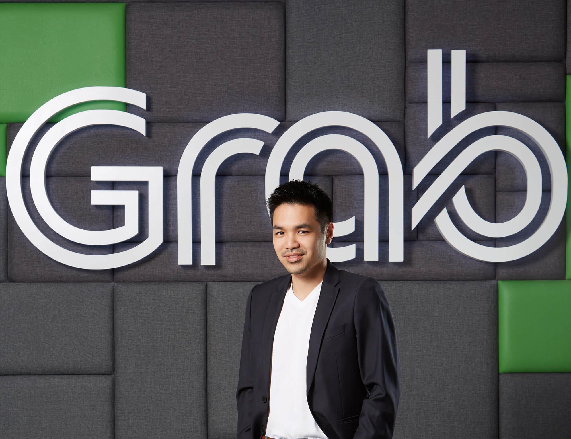 Grab Malaysia country manager Sean Goh. Source: Grab