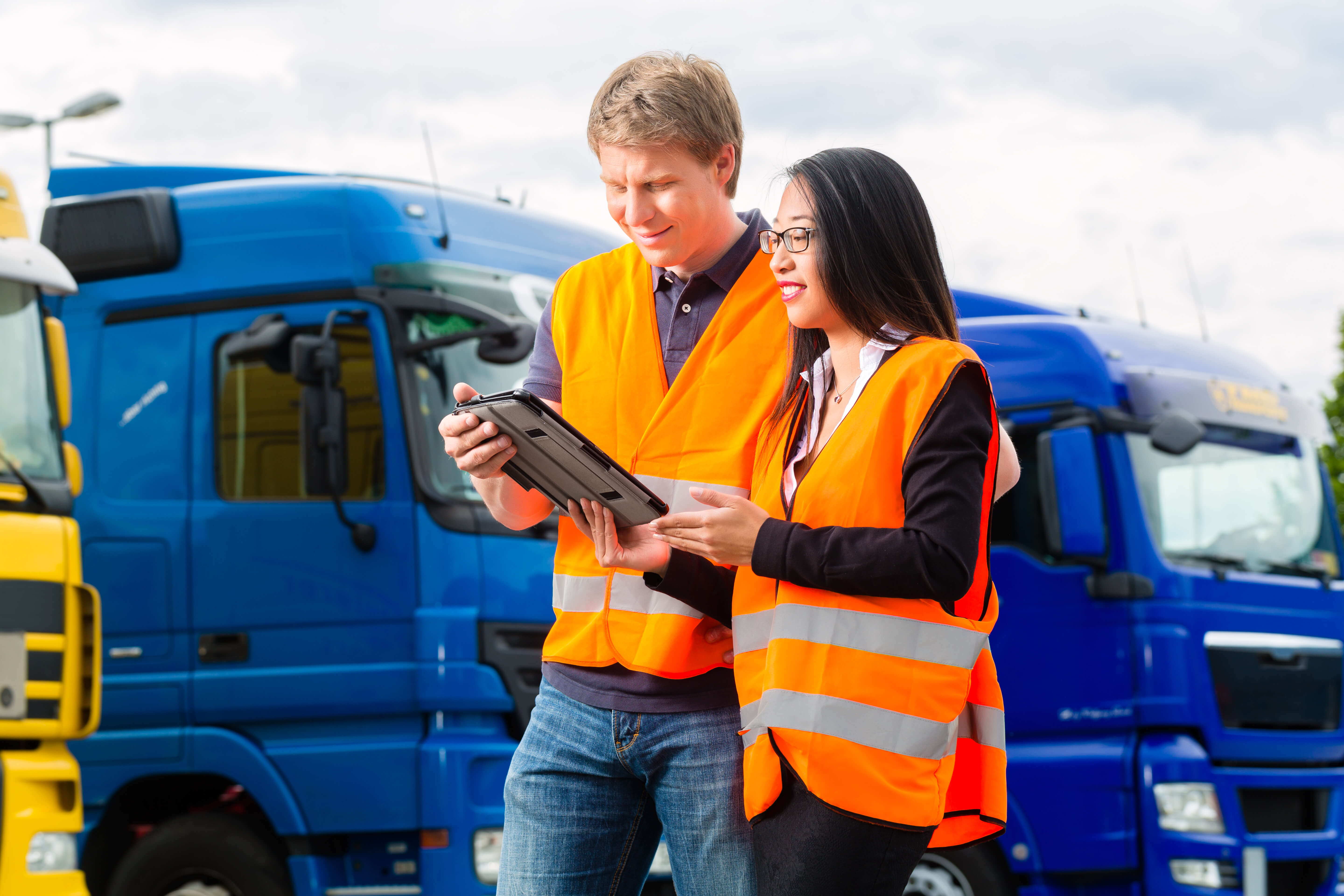 Transportation sector has been investing heavily on IoT platforms to further optimize its efficiency, Source: Shutterstcok