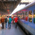 There's a lot of demand for railways in India. Source: Shutterstock