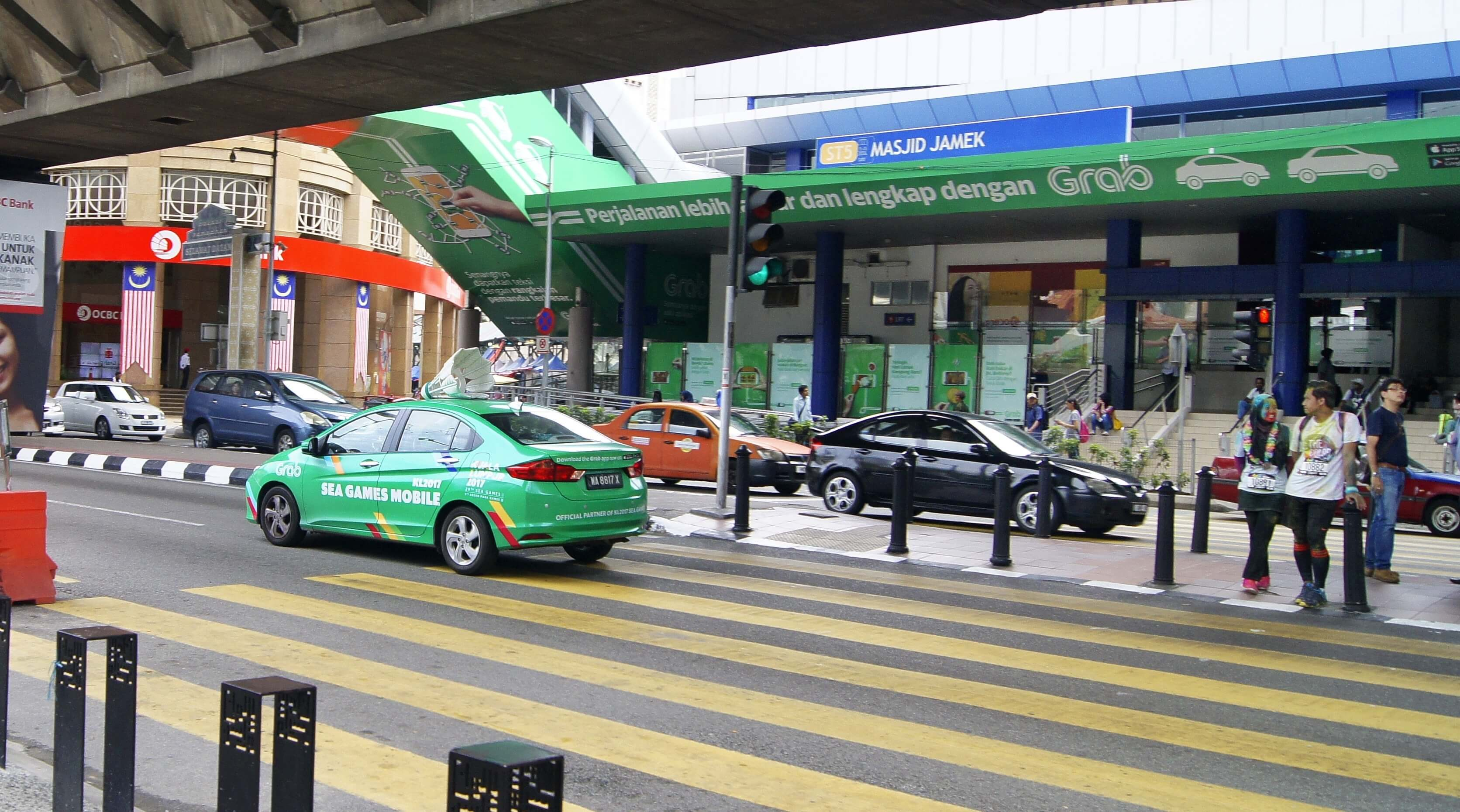 Despite the talent crunch globally, Grab opens its new research and development (R&D) center in Kuala Lumpur, Malaysia. Source: Shutterstock