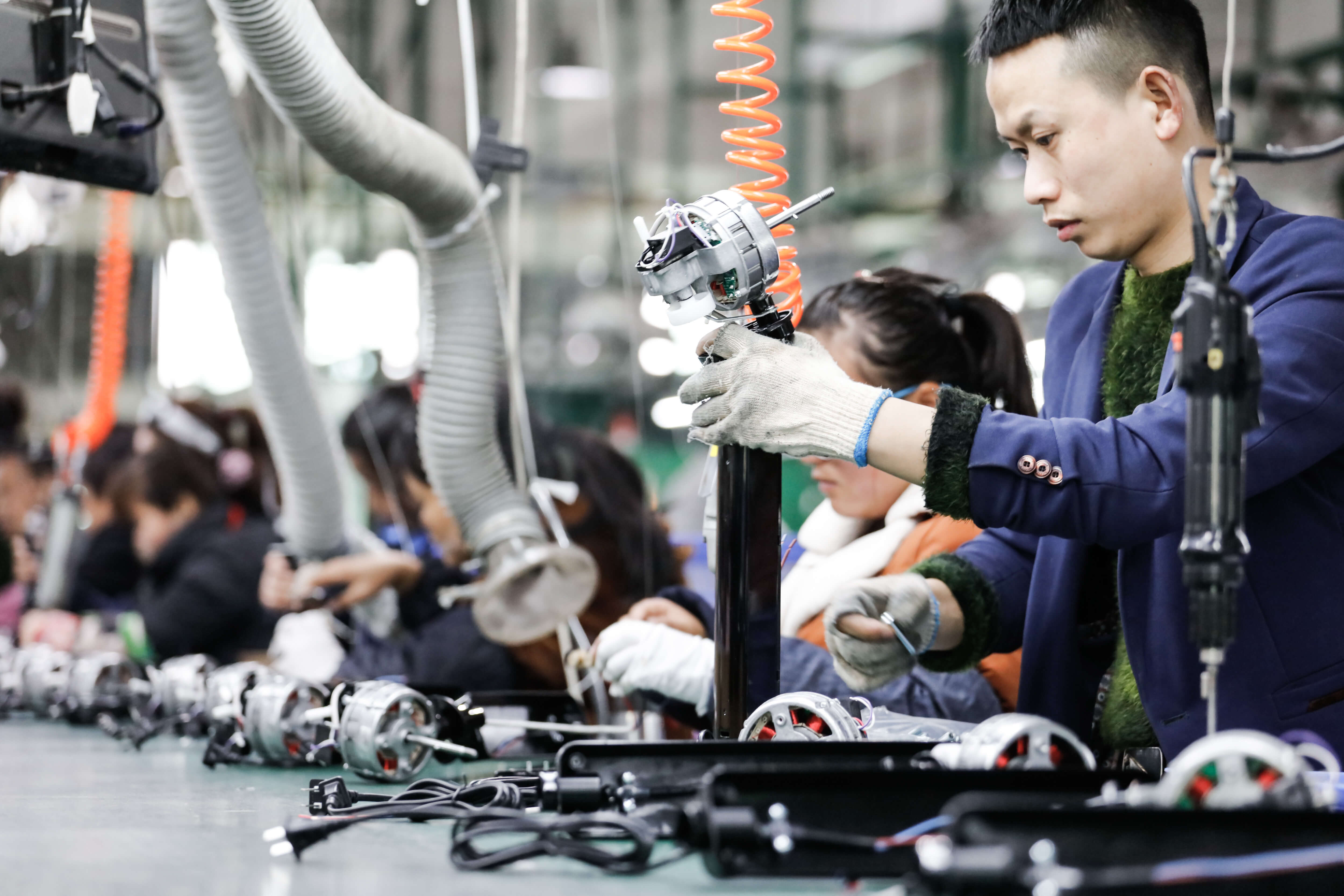 AI is expected to eliminate certain repetitive task in the near future. Source: Shutterstock