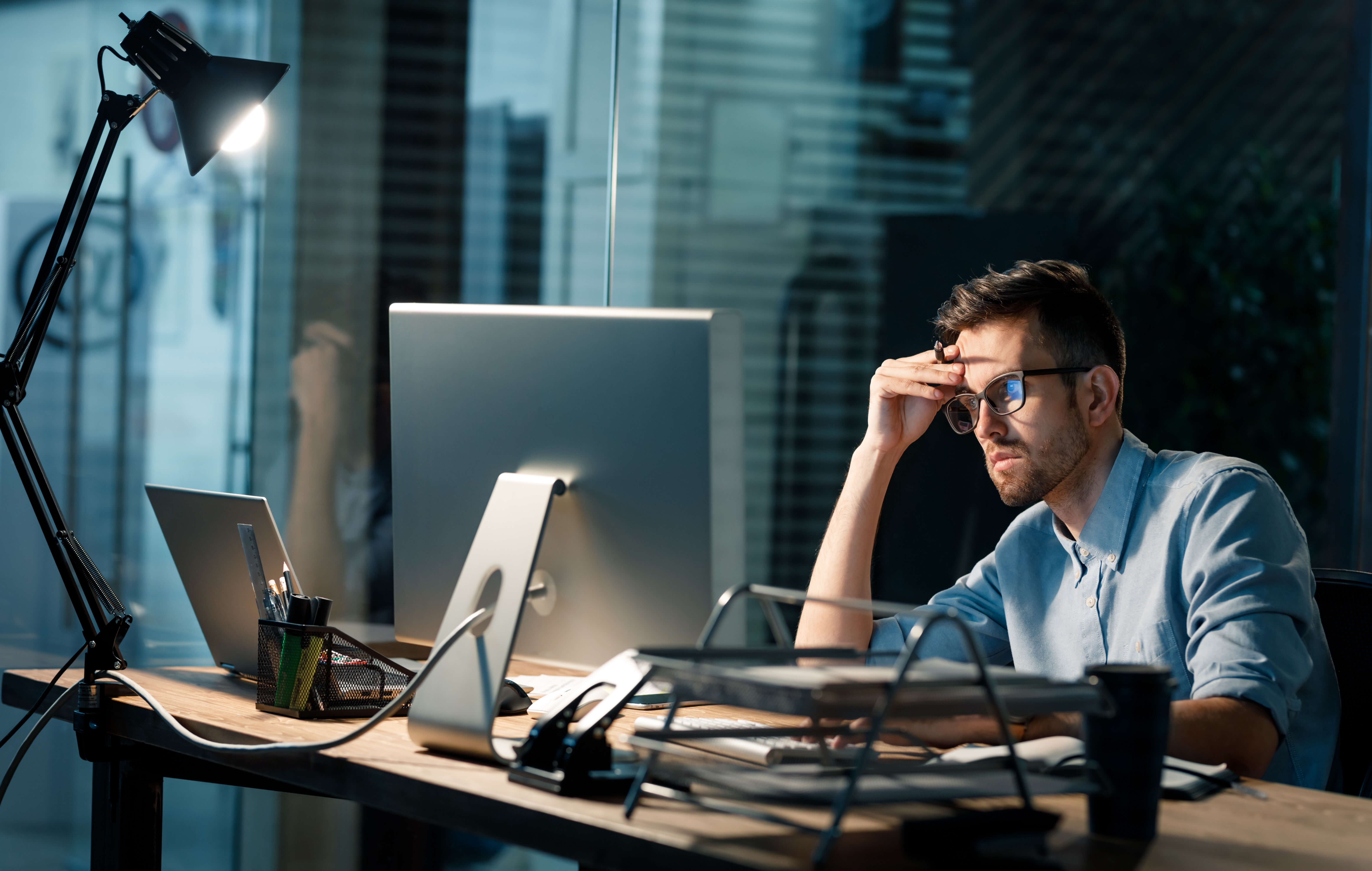 Organizations are increasingly kept on their toes as a cybersecurity breach could spell the loss of consumer trust, increased scrutiny from regulators and massive economic damage. Source: Shutterstock