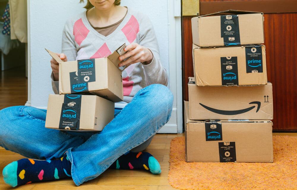 Amazon's e-commerce platform has turbocharged its ad platform. Source: Shutterstock